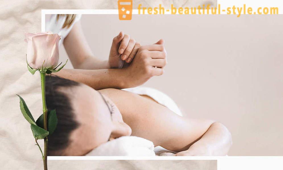 Čitanje seksualne masaže