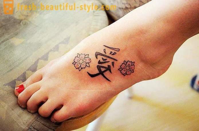 Kineski Znakovi Tetovaže I Njihovo Značenje