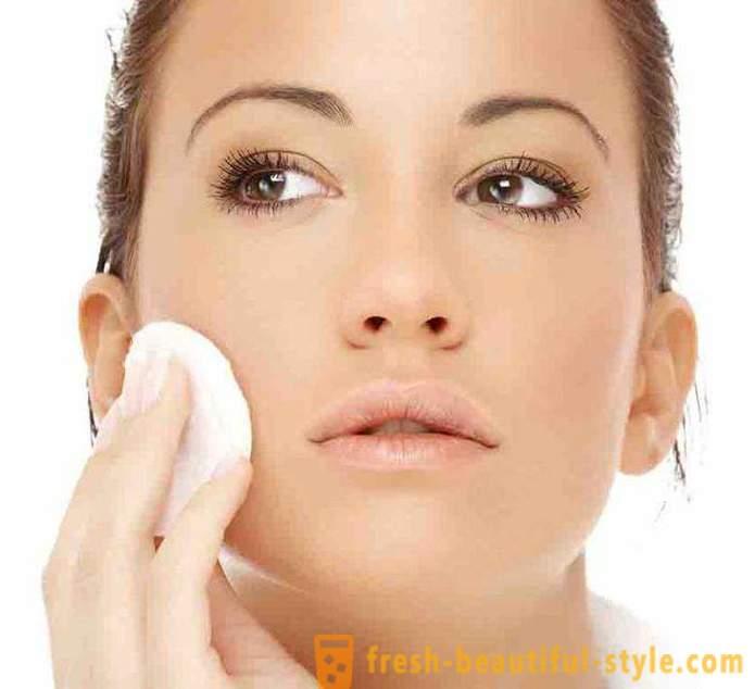 kako ukloniti masnoću s lica u tjedan dana